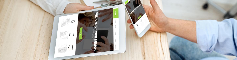 Custom Responsive Web Design Agency